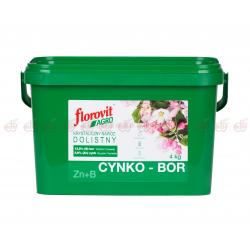 Florovit CYNKOWO - BOROWY 4 Kg