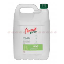 Florovit Agro płynny bor 5l