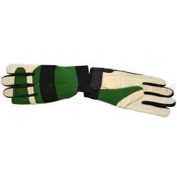 Rękawiczki ACTIV JR 31 zielone