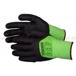 Rękawice z włóknem...