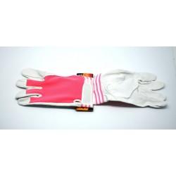 Rękawiczki ACTIV JR 4 różowe